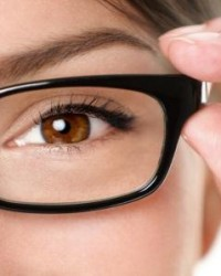 femme lunette