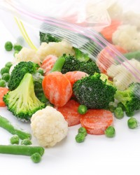 congélation légumes