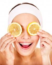 Masque au citron