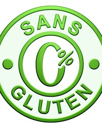 "Cachet ""Sans Gluten"""