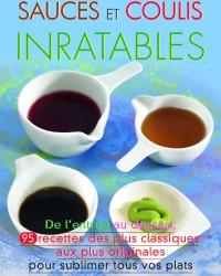 sauce et coulis inratables
