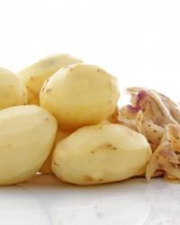 Préparation de pommes de terre
